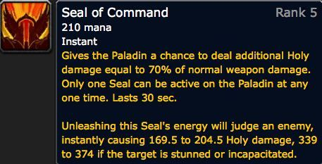 wow the final seal