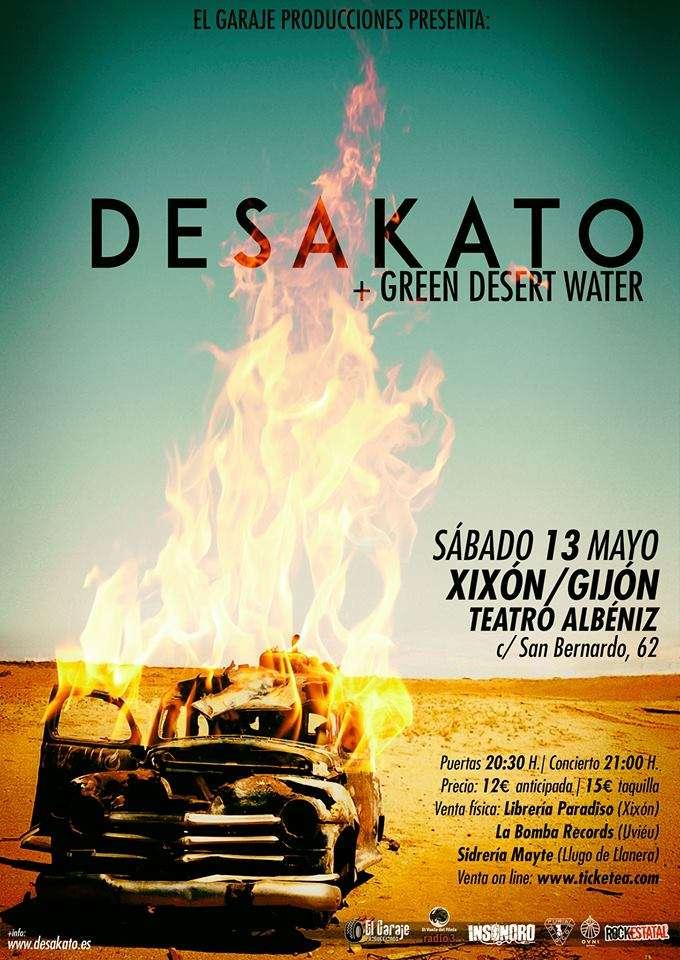 Desakato Gijón