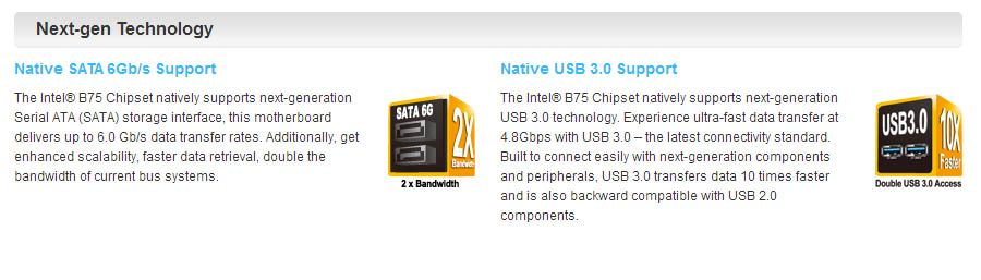 Asus P8B75-M LX PLUS (LGA 1155 - DDR3 1600) Chipse