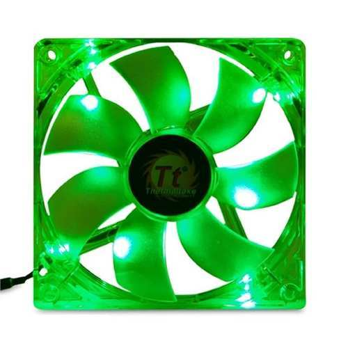 Cooler 120x120mm Thermaltake Thunderblade com LED