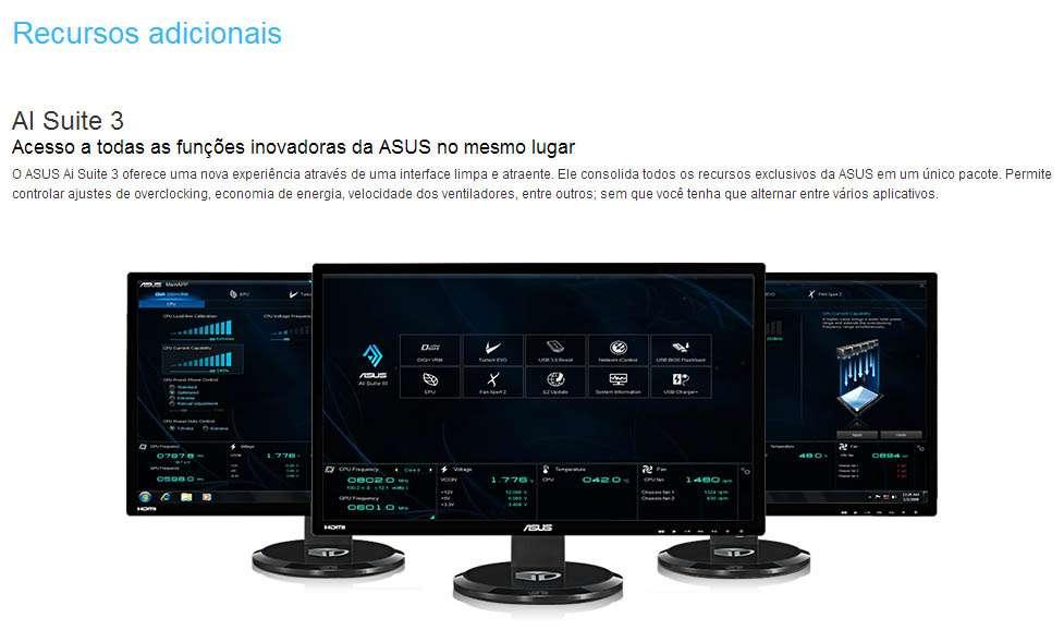 Asus H87-PLUS (LGA 1150 - DDR3 1600) - Chipset Int