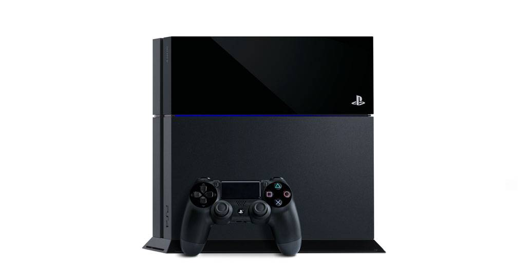 Console Sony Playstation 4 - HD 500GB - Controle s