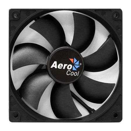 Cooler 120x120mm Aerocool DarkForce Black - EN5133