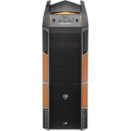 Gabinete AeroCool XPredator Evil Black Edition - C