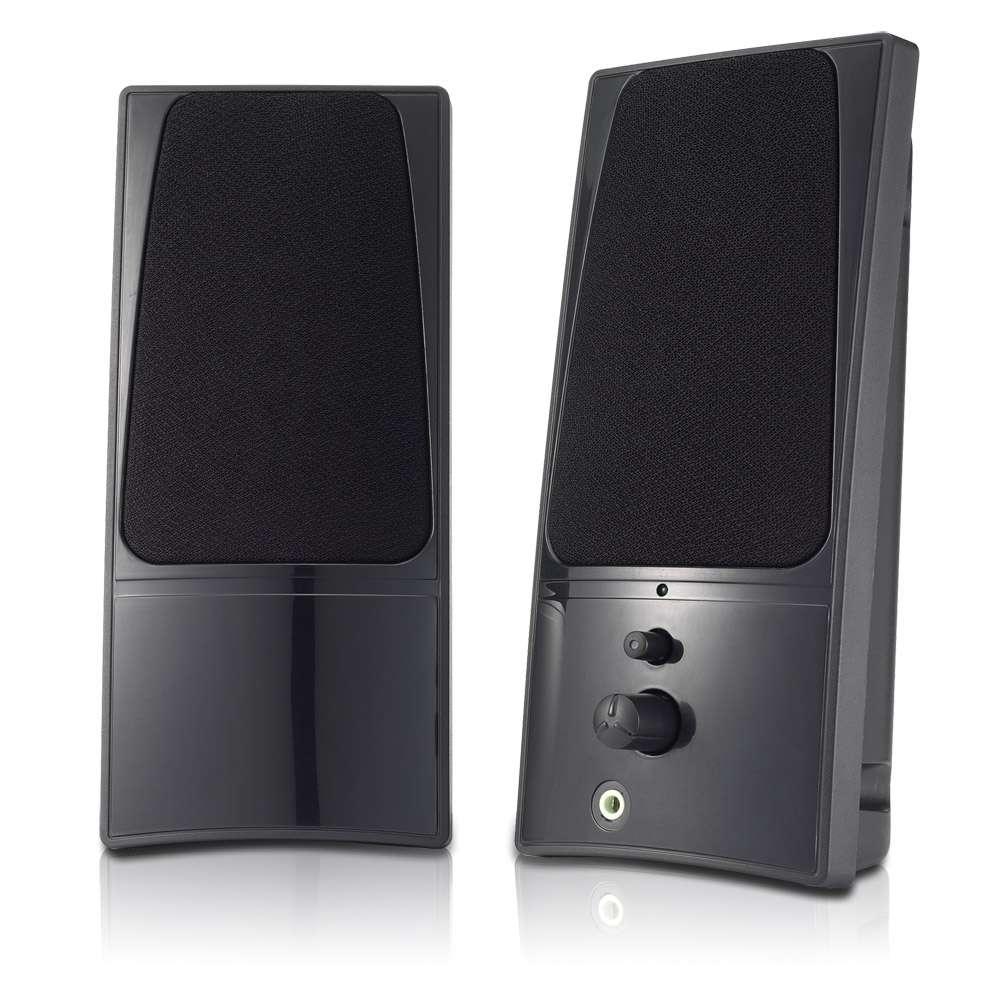 Caixa de Som K-Mex SP-O500 - USB - Preto