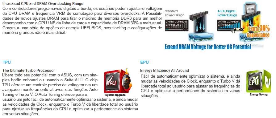 Asus M5A97 EVO R2.0 (AM3+ - DDR3 2133) TDP 140W -