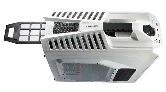 Gabinete Cooler Master Storm Stryker - janela late