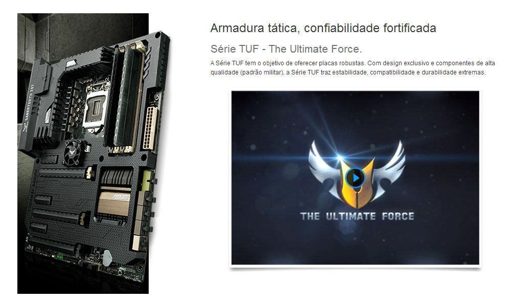 Asus SaberTooth Z87 (LGA 1150 DDR3 1866) Chipset I