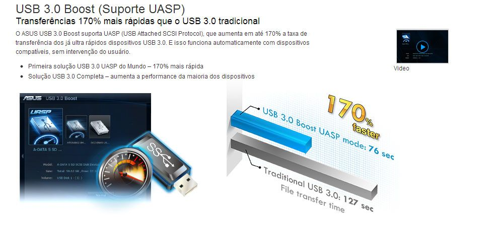 Asus Z87-A (LGA 1150 - DDR3 1600) Chipset Intel Z8