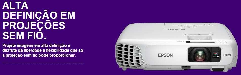 Projetor Epson PowerLite X24+ - 3500 lumens - 1024