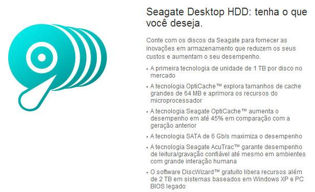 HD 1 TB SATA 3 - 6Gb/s - 7200RPM - 64MB Cache - Se