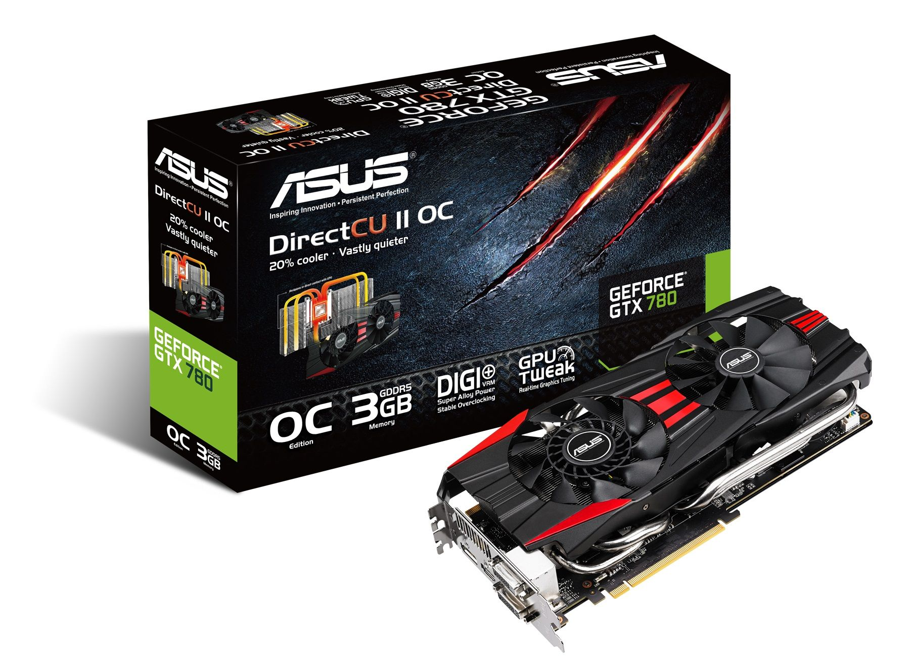 GeForce GTX 780 3GB GDDR5 384bits * Game Grátis *