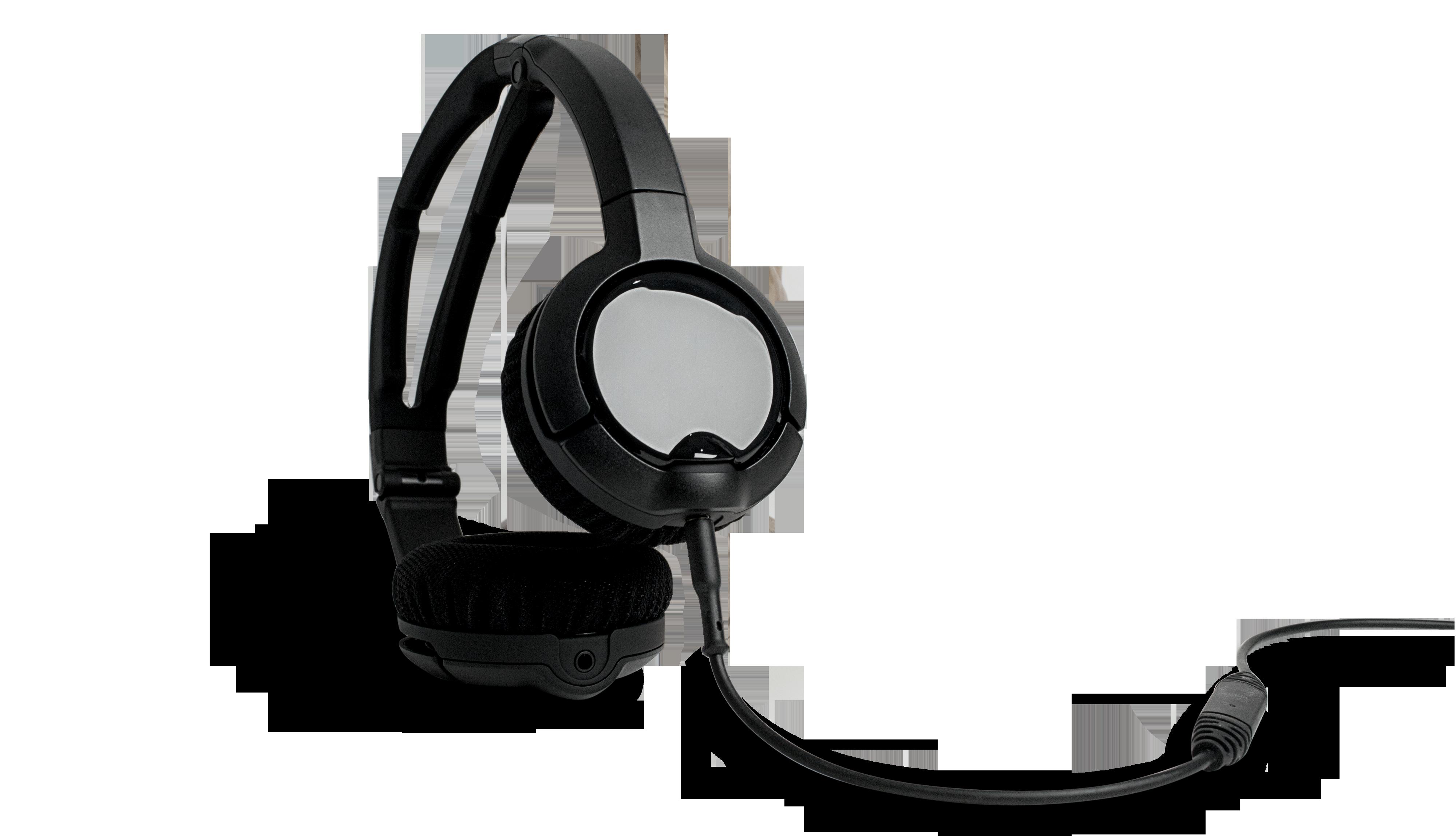 Headset SteelSeries Flux Black - para PC e Mobile/