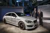 Завод Mercedes в Венгрии начал выпуск CLA