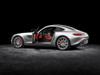 Mercedes-AMG GT Black Edition пойман.