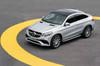 Новый Mercedes-AMG GLE 63 S Coupe получает 577лс BiTurbo V8