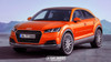 Audi TT Allroad концепция представлен в виде модели TTQ