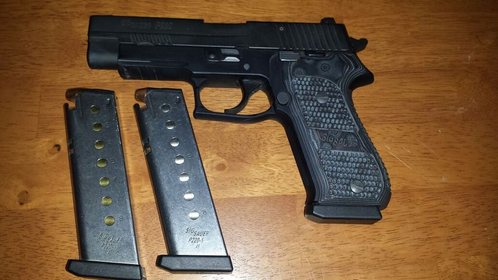 Get this going with a picture thread. Show us your Sigs! - SIG Sauer  Forum