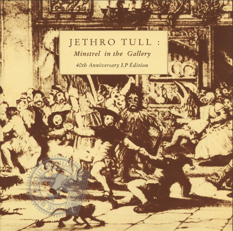 Jethro Tull Minstrel In The Deluxe Gallery Pictures To Pin
