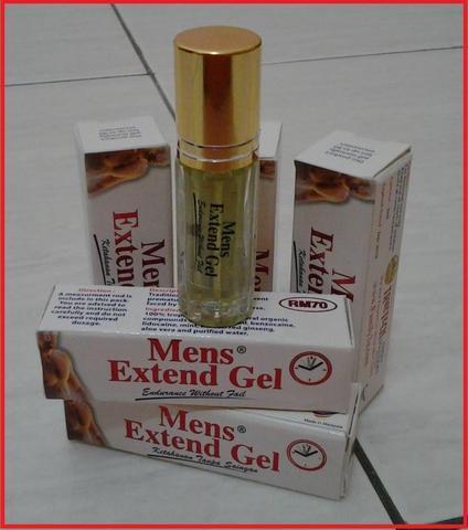 men extend gel produk tahan lama untuk lelaki