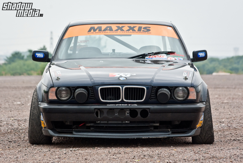 BMW E34 V8 M5 S62b50 - BDC spec car 13.5k with spare ...