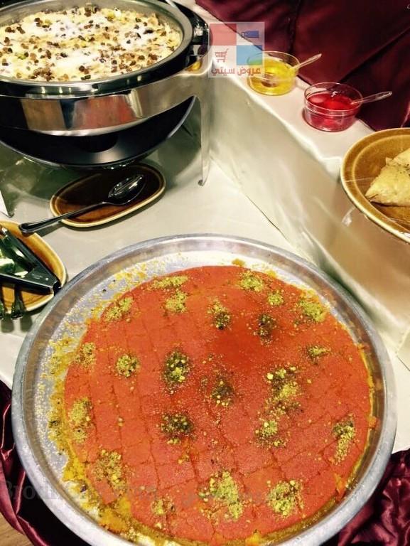 تقرير مصور بوفية افطار رمضان لدى مطعم ريف البلدة tY4E0W.jpg