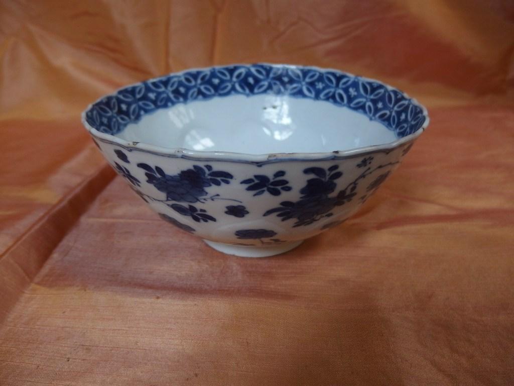 ancien bol en porcelaine chinoise chine antique chinese porcelain bowl 19th ebay. Black Bedroom Furniture Sets. Home Design Ideas