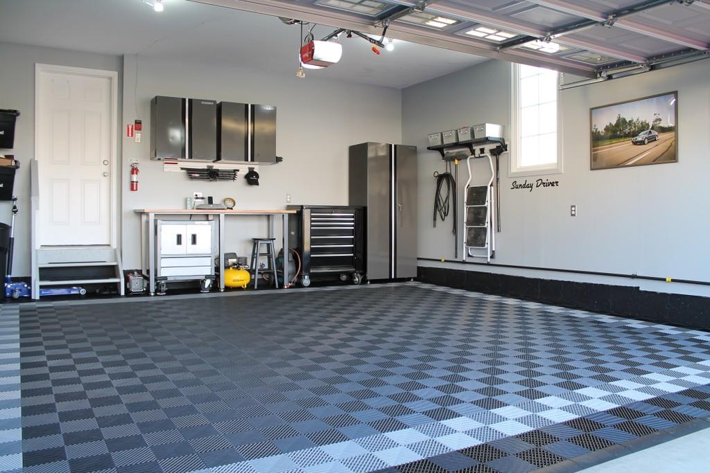 Racedeck garage flooring gallery shop