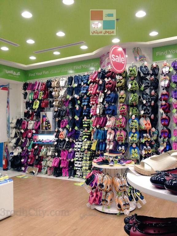 كروكس للأحذية تقدم تخفيضات مميزة تصل لغاية ٧٠٪ lOWCo1.jpg