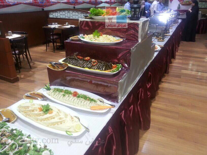 تقرير مصور بوفية افطار رمضان لدى مطعم ريف البلدة zLUjj5.jpg