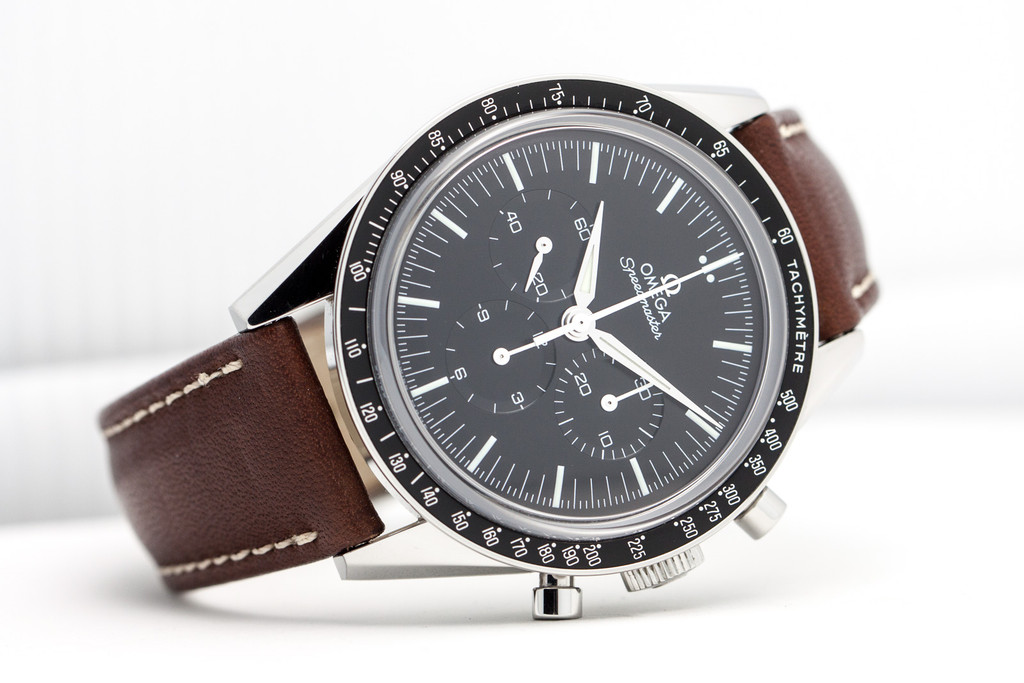 SOLD: Omega Speedmaster First Omega in Space