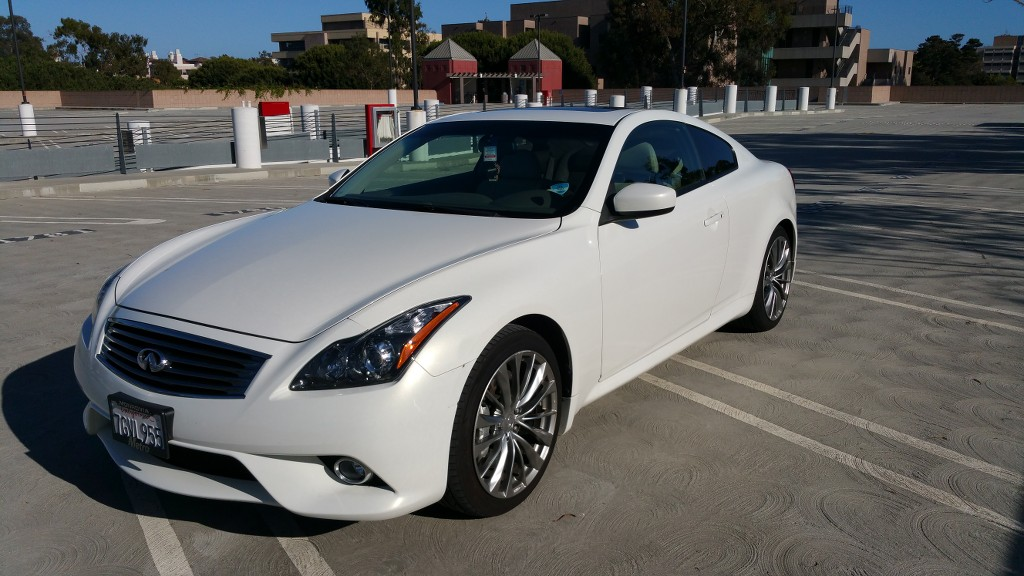 2011 infiniti g37s coupe moonlight white beige interior santa barbara ca s2ki honda s2000 forums. Black Bedroom Furniture Sets. Home Design Ideas