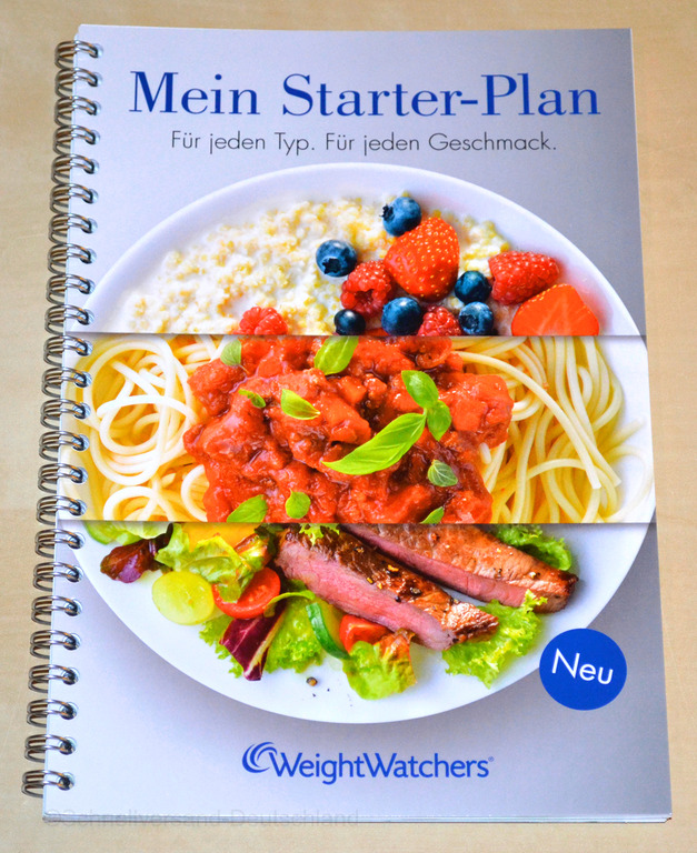 weight watchers mein starter plan starten liste start set propoints plan neu ebay. Black Bedroom Furniture Sets. Home Design Ideas
