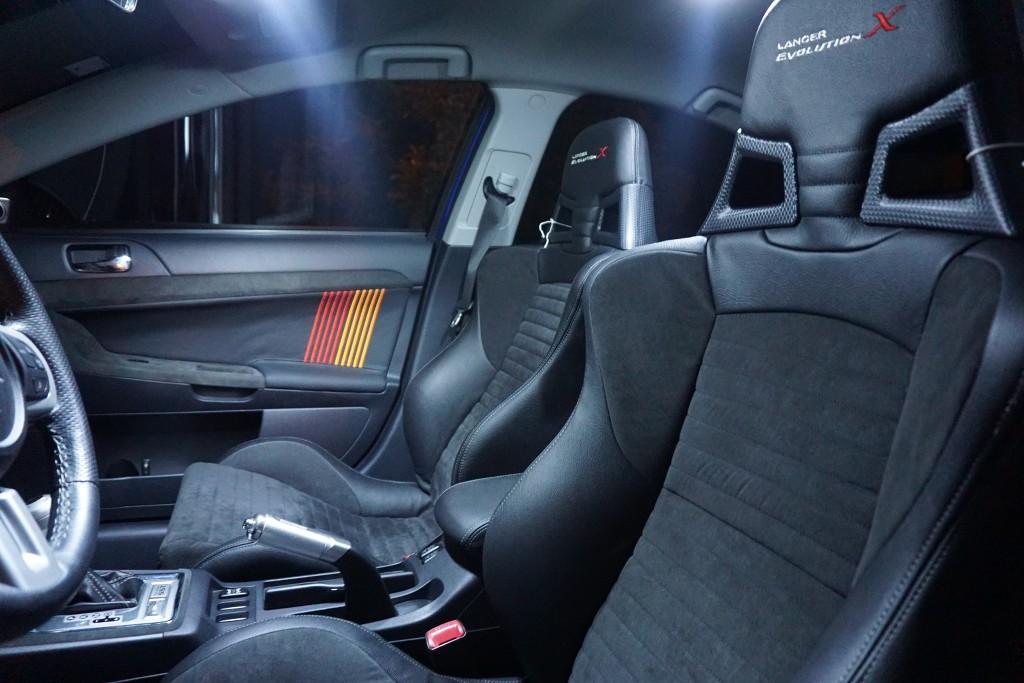 Evo X Interior Refresh Mitsubishi Lancer Register Forum