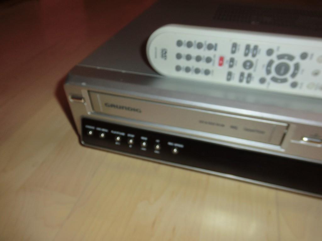 dvd рекордер grundig gdr 5500: