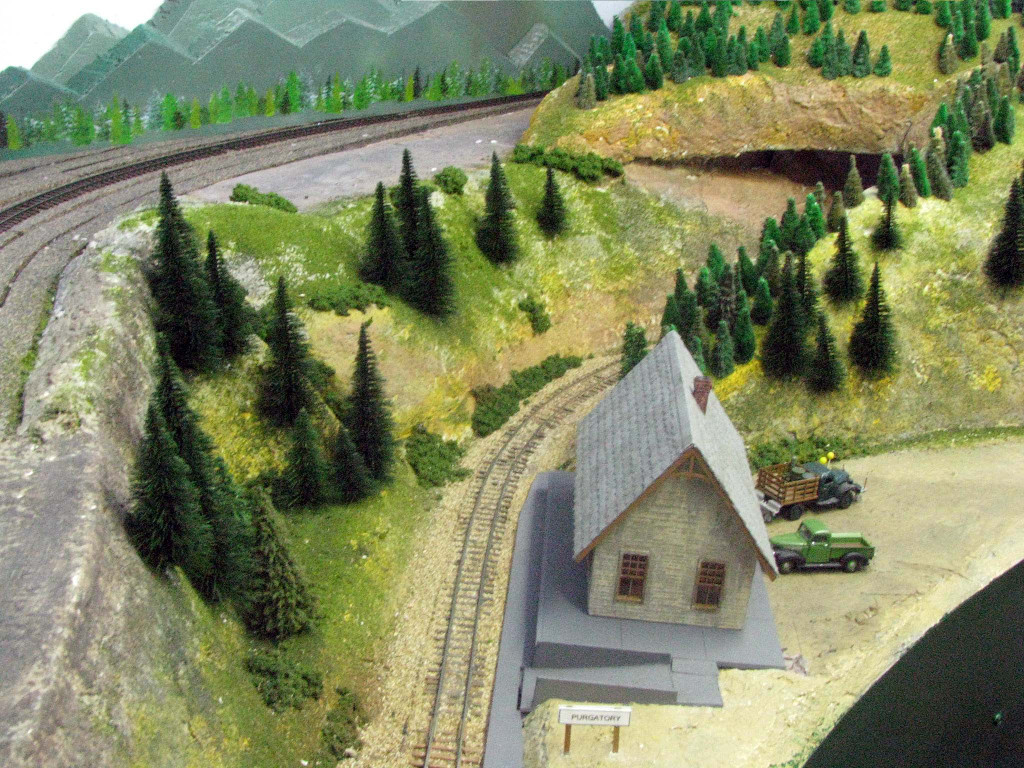 Need Some Creative Scenery Help Model Railroader Magazine Train Mountain Also Wiring Diagrams On Dcc Yeah