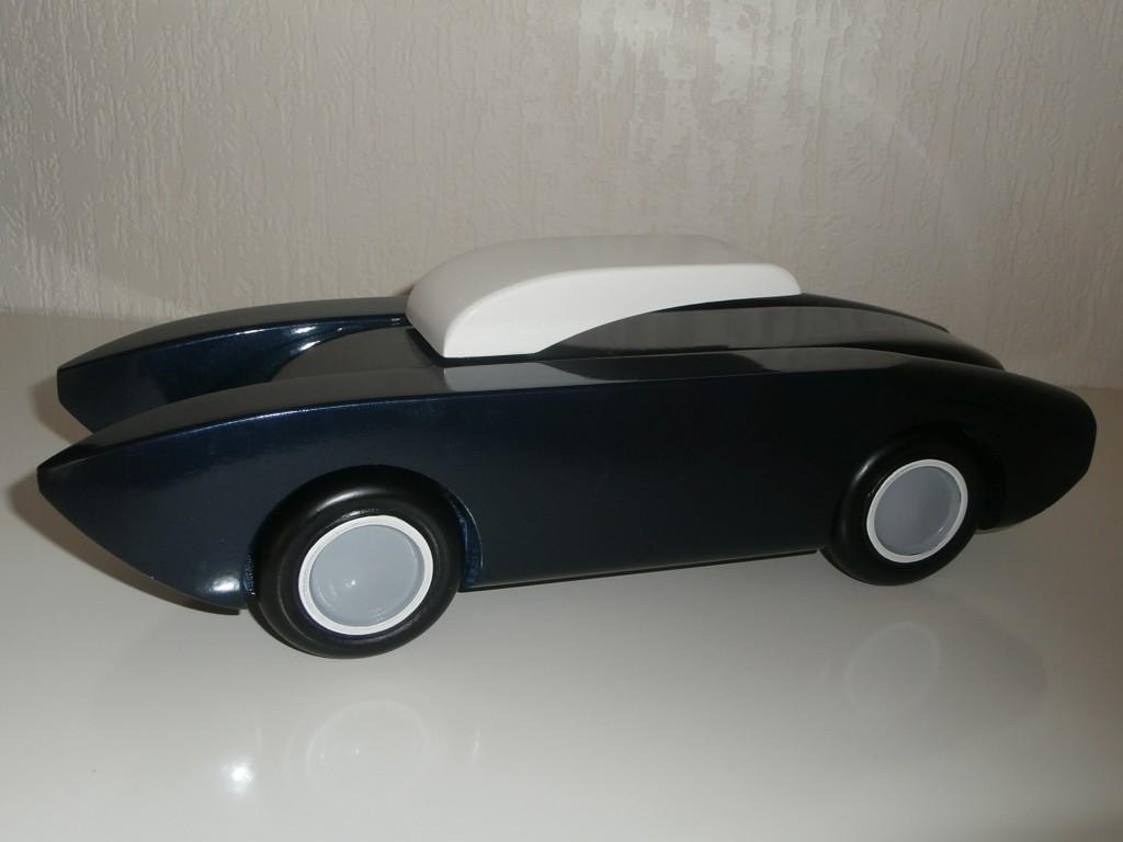 voiture aroutcheff bois vilac tintin struppi ferrari car. Black Bedroom Furniture Sets. Home Design Ideas