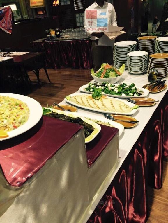 تقرير مصور بوفية افطار رمضان لدى مطعم ريف البلدة SiUVzN.jpg