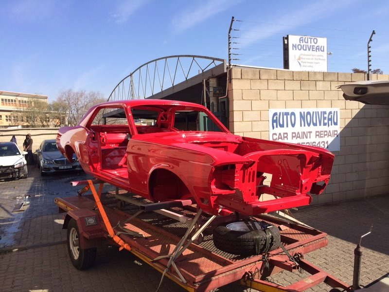 68 Mustang Notchback - Page 3 - African Muscle Cars - Forum