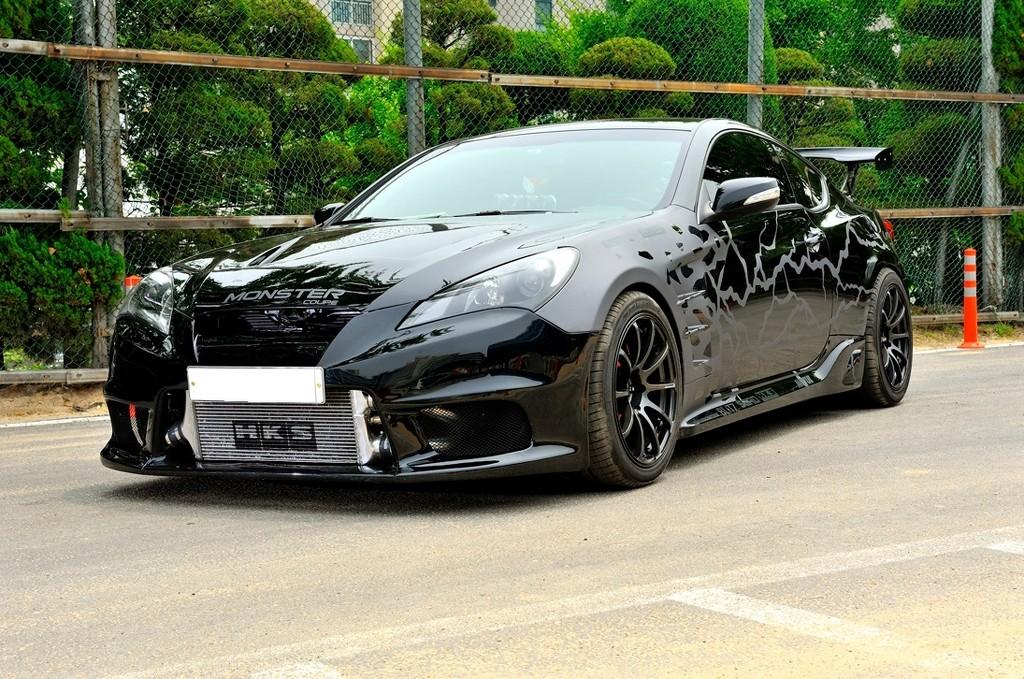 Hyundai Genesis Coupe Custom Body Kit Www Pixshark Com