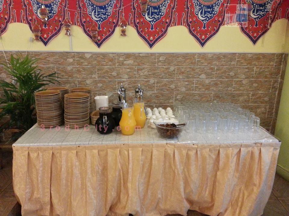 عروض مطعم البلد اللبناني يقدم بوفيه مفتوح وقت الافطار في العرب مول جدة 28hd.jpg
