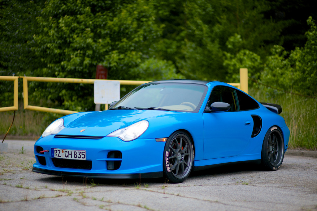 996 Turbo Mexico Blue Billet K16 S Recaro Champion