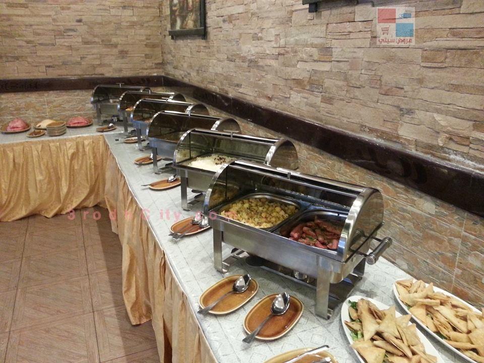 عروض مطعم البلد اللبناني يقدم بوفيه مفتوح وقت الافطار في العرب مول جدة 82pfm.jpg