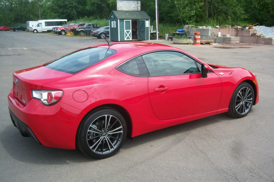 A Few Pics Of Fr S And Brz S Opti Coated By Explicit