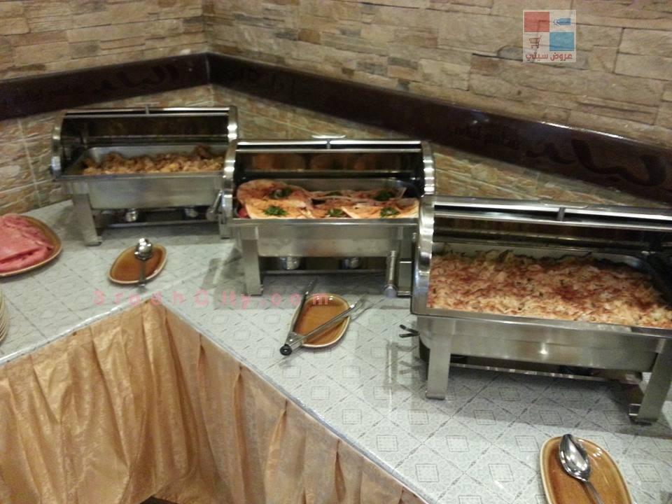 عروض مطعم البلد اللبناني يقدم بوفيه مفتوح وقت الافطار في العرب مول جدة bkpa.jpg