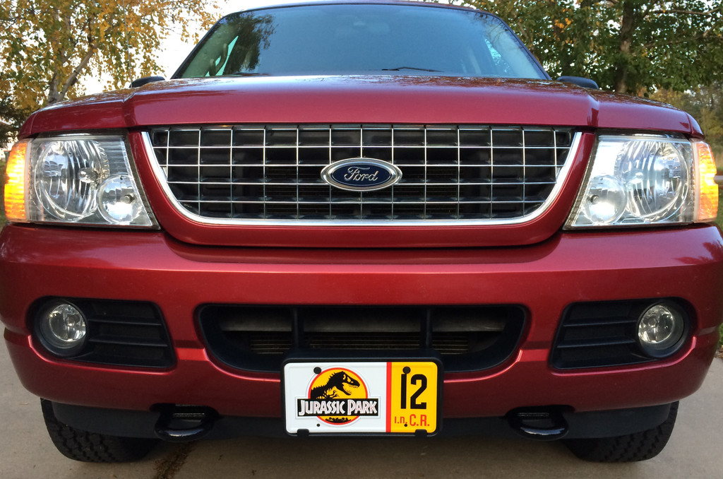 How Do You Remove The Grille On A Gen 3 Ford Explorer And