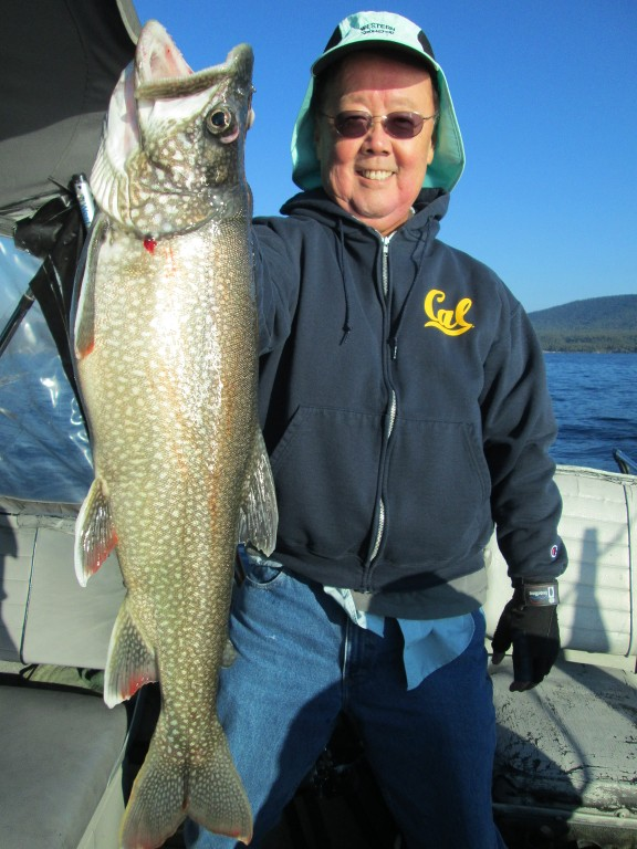 September 10 2014 late tahoe start early big mack limits for Fish sniffer forum