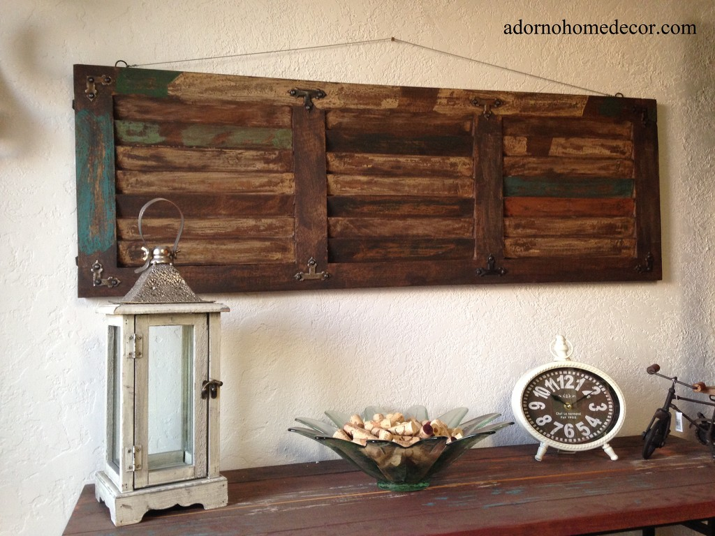 Rustic Wall Decor 28+ [ rustic wall art ] | great examples of rustic wall art