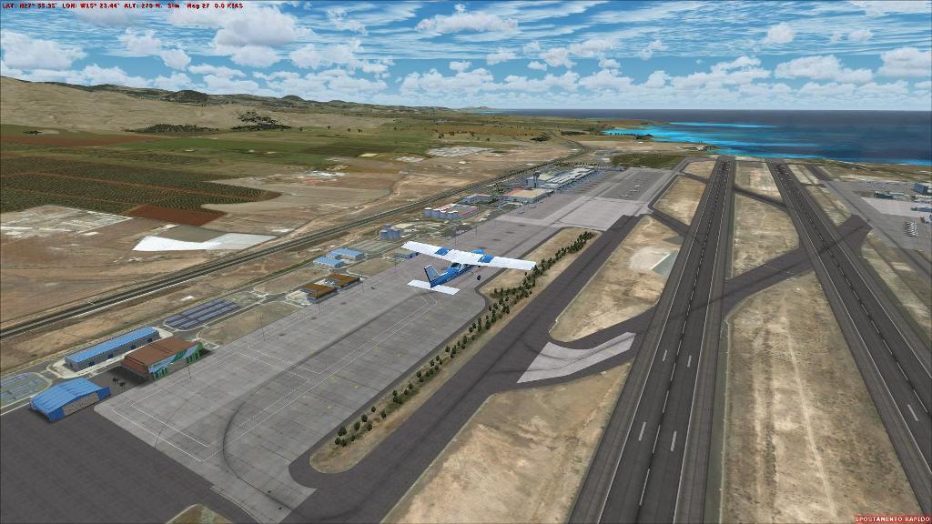 Aeroporto Gran Canaria : Aeroporto gran canaria e ils pagina fsxforum