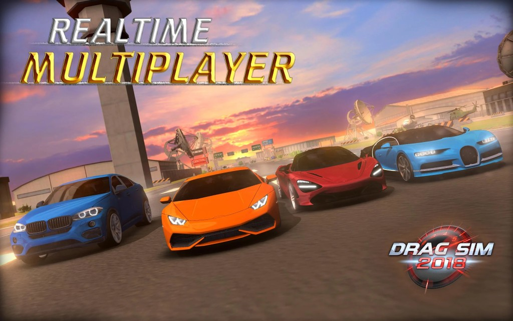 Drag Racing Simulator iOS Android